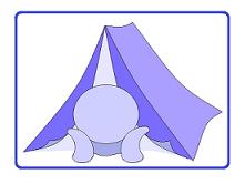 ダ島クリーンサービスのロゴ