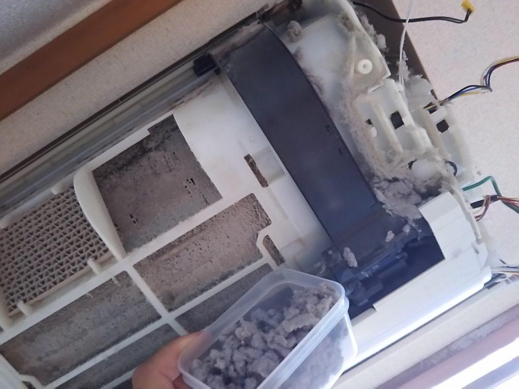 Panasonicお掃除エアコン