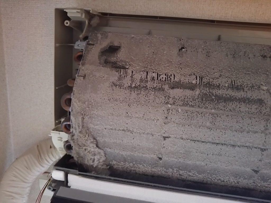 Panasonicsのお掃除エアコン