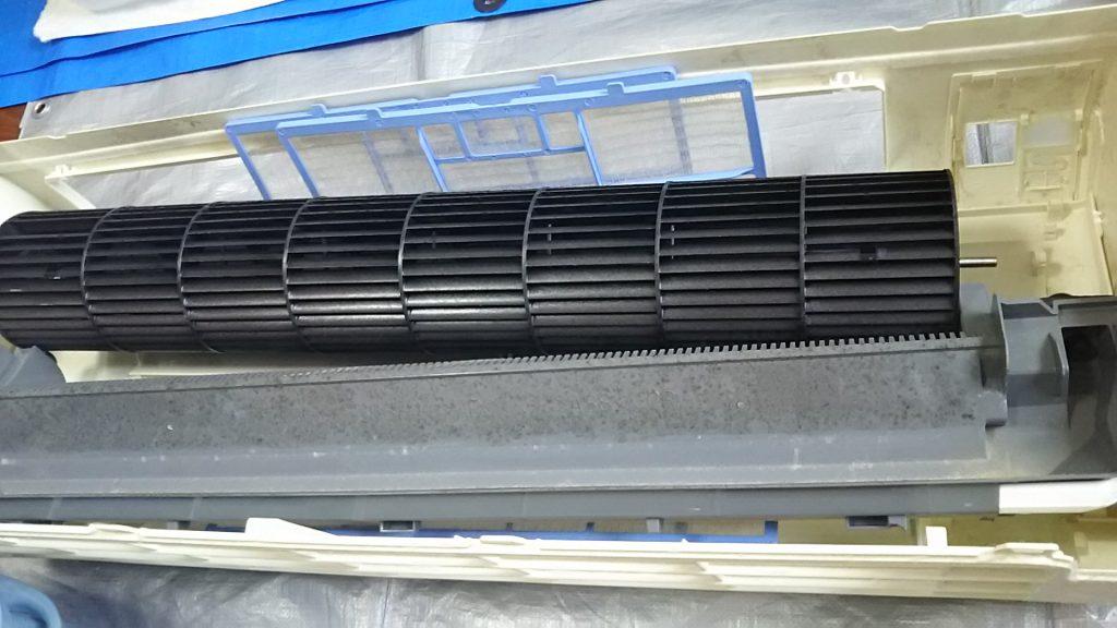 三菱エアコンの部品