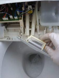 トイレ分解清掃