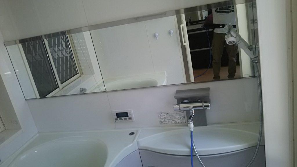 ヤマハの浴室