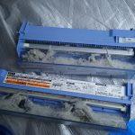 【作業事例】三菱電機、霧ヶ峰エアコンのフィルター自動お掃除機能は優秀です。
