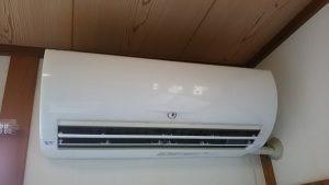 三菱お掃除エアコン