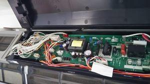 エアコンの電気部品