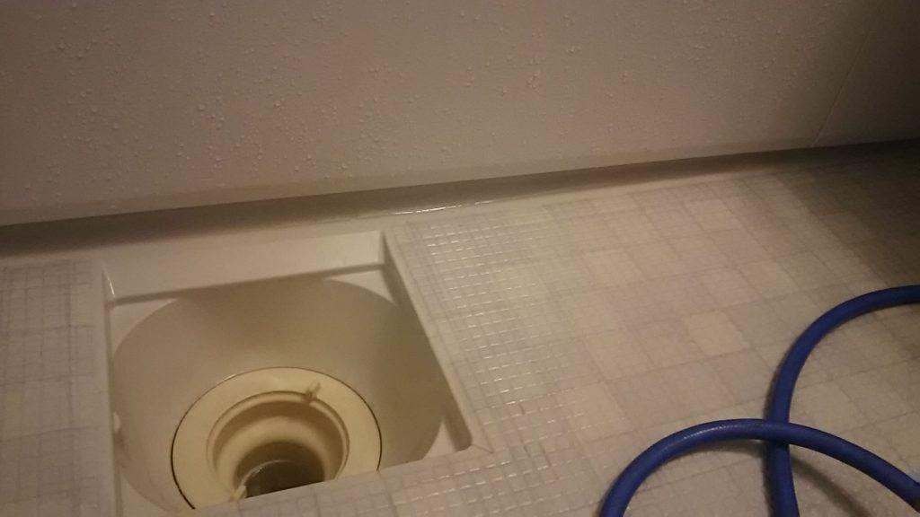 キレイになった浴室