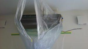 本体熱交換器の高圧洗浄