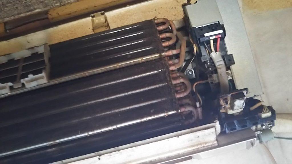 熱交換器の汚れ