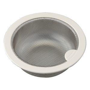 キッチン排水溝の網皿