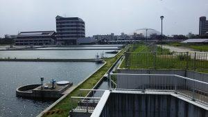 鍋屋上野浄水場