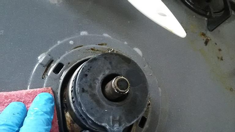 油落とし用洗剤