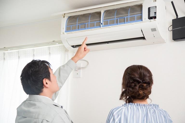 エアコン クーラー 汚れない 汚さない 防汚対策 防止 カビ ホコリ フィルター