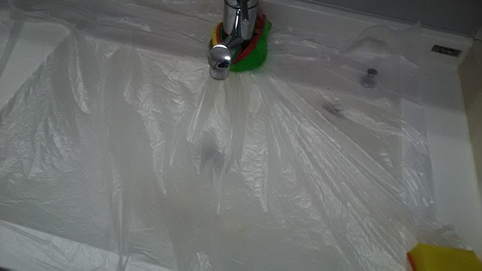 クエン酸掃除 水垢 お風呂浴室鏡ウロコ 尿石